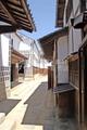 鞆の浦の町並み 建物と陰の調和(広島県福山市)ランクA