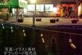 小樽の夜景 風になびく風鈴の風情!ランクB