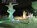 旭川冬まつり12 氷像