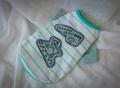 アニバーサリーパステルグリーンTシャツ 1.5号~2.5号