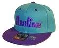 Blueline Snap Back CAP Tur×Pur