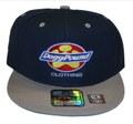 DPG CLOTHING SNAPBACK CAP NAVY&GLAY