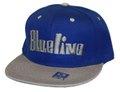 Blueline Snap Back CAP BL×GLY