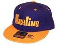 Blueline Snap Back CAP PUR×YE