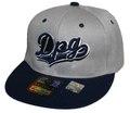 DPG CLOTHING SNAPBACK CAP GLAY&NAVY