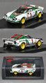 S9090 ランチア ストラトスHF(No.1/S.Munari)1977モンテカルロラリー優勝