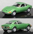 CLC318N オペル GT 1969(メタリックグリーン)