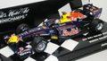 410110101 レッドブル レーシングRB7(S.ベッテル)マレーシアGP優勝 2011