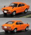 F43-001 トヨタ スプリンタートレノ1972(オレンジ)