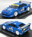 S2276 ヴェンチュリー500LM(No.91/P.Roussel/E.Sezionale/H.Rohee)1993ル・マン24時間