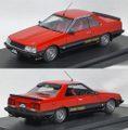 PM4380DRK 日産スカイライン ハードトップ2000RS-ターボ[KDR30]*ADthreeパッケージ(レッド/ブラック)