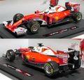 18-16802-5 フェラーリ F1 2016 SF16-H (セバスチャン・ベッテル)