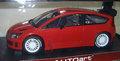 80736 シトロエンC4 WRC 2007 プレーンボディ(レッド)