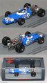 S7192 マトラMS80(No.20/ジャッキー・スチュワート)1969イタリアGP優勝