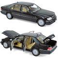 183721 メルセデスベンツS320 1997(メタリックブラック)