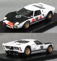 43DA66 フォードGT Mk II(No.98/K.Miles/L.Ruby)1966デイトナ24時間レース優勝