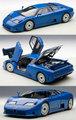70976 ブガッティEB110 GT (ブルー)