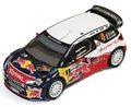 RAM466 シトロエン DS3 WRC 2011モンツァラリー優勝(#4/S.Loeb)