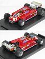 R438-CH フェラーリ 126CK turbo(No.27/ジル・ヴィルヌーヴ)1981カナダGP「57周~63周目の状態を再現」