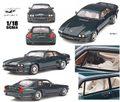 GTS217 リスター ジャガー XJ-S 7.0L ル・マンS/C(グリーン)