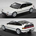 940161521 ホンダCR-X 1989(ホワイト)