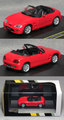 F43-062 スズキ カプチーノ 1991(レッド)*オープントップ