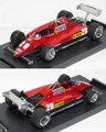 R288 フェラーリ 126C2(No.28/マリオ・アンドレッティ)1982イタリアGP *フィギュア無し