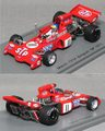 S7164 マーチ721X(No.11/ロニー・ピーターソン)1972ベルギーGP