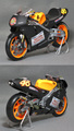 122006186 ホンダ NSR500(V.ロッシ)2000年[Team Nastro Azzurro] テストバイク