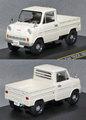 F43-081 ホンダT360 トラック 1963(ベージュ/アイボリー)
