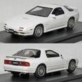 PM43101W マツダRX-7 [FC3S] GT-X(クリスタルホワイト)