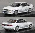 PM43122W トヨタ カローラ レビンGT-APEX [AE92](スーパーホワイトⅡ)
