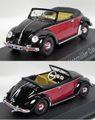 840021 VW ヘブミューラー 1949(ブラック/レッド)
