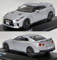 KS03893S 日産GT-R 2017(シルバー)