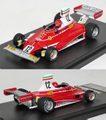 LSRC61 フェラーリ312T(No.12/ニキ・ラウダ)1975イタリアGP 3位