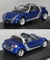 400032130 スマート ロードスター 2003(ブルーM)