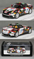 S6565 アバルト 124 Rally RGT LacRacing.Be(No.39/L.Caprasse)2020モンテカルロラリー