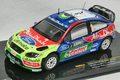 RAM376 フォード フォーカスRS 09 WRC 2009アクロポリスラリー優勝(No.3/M.ヒルボネン)