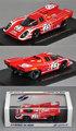 43LM70 ポルシェ917K(No.23/R.Attwood/H.Herrmann)1970ル・マン24時間レース優勝