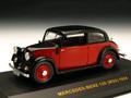 MUS026 メルセデスベンツ 130[W23] 1934(レッド/ブラック)