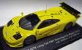 40006 マクラーレン F1 GTR ロングボディ 1997(イエロー)