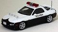 H7439806 マツダRX-7 Type-RS[FD3S]1998「群馬県警察高速道路交通警察隊」