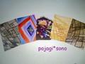 ポジャギ ポストカードセット(B)