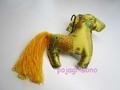 カンセ(馬の飾り)キット ■ 渋めのゴールド