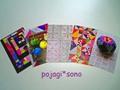 ポジャギ ポストカード15枚セット(A)