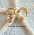 白サンゴのリング