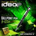ペン型カメラ  1080P  128GB対応  P-123α