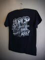 Helping Hippies - S/S T-shirt (BLACK)