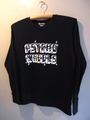 PW BRICKS - SWEATSHIRT (BLACK)