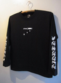RIPPERS - L/S T-shirt (BLACK)